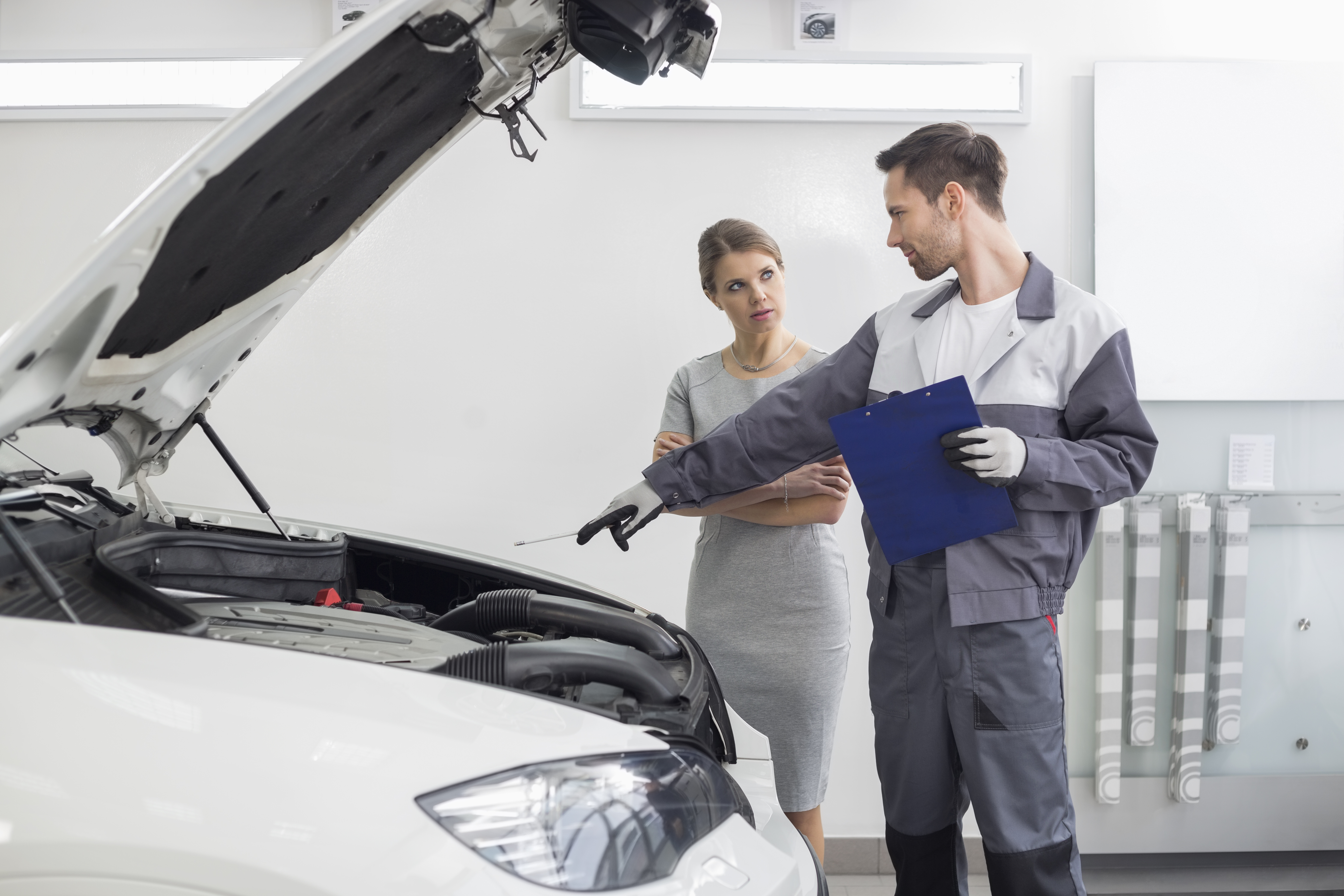 car repairs in Parksville